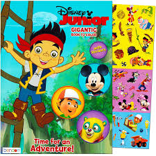 amazon disney junior gigantic coloring book boys
