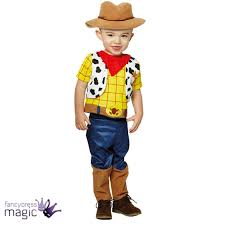 jessie and woody halloween costumes childs toddler boys girls disney toy story movie book week fancy