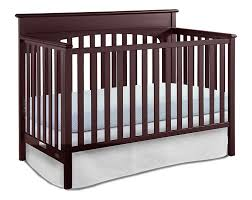 Side Rails For Convertible Crib Graco Convertible Crib Cherry Baby