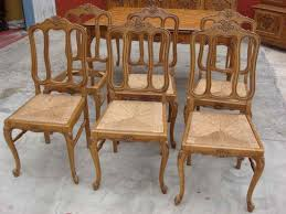 Antique Dining Chairs Vintage Dining Chairs Oak Special And Unique Vintage Dining