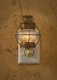 charming sea lantern night light gives off a nice warm soft