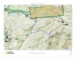 Adirondack Mountains Map Off On Adventure The Seward Range 6 30 12 U0026 7 1 12