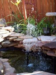 Backyard Water Fountain by Backyard Water Feature Fountain That The Outdoor Rock Fountains