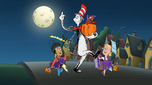 cat in the hat halloween pbs kids announces new halloween programming