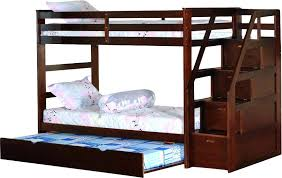 White Bunk Bed With Trundle Trundle Bunk Bed Trundle Bunk Beds Bunk Bed With Trundle Trundle