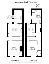 2 bed terraced house for sale in woodside road tonbridge kent