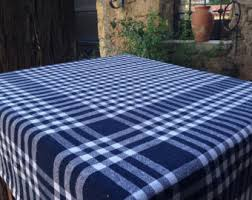 square tablecloth etsy