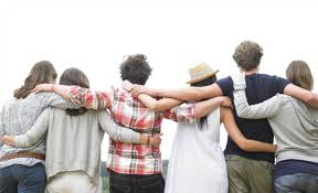 The Interplay Of Physical And Social Bonds Improve Physical And Mental Well Being At Every Stage
