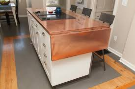 folding kitchen island practical folding kitchen island rooms decor and ideas