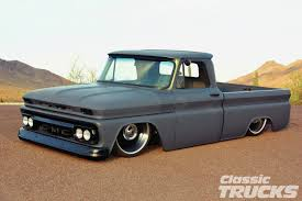 Classic Chevy Trucks 80s - 1966 gmc fleetside the mistress rod network