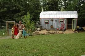 house tour hari and karl berzins u0027 tiny home for a family of four