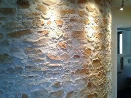 wand gestalten mit steinen wandgestaltung stein selber machen marcusredden