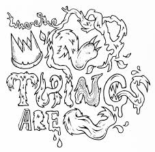 wild printable coloring pages coloring