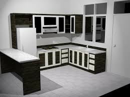 How To Paint Laminate Kitchen Cabinets by Kitchen Beautiful Kitchen Designs With Black Cabinets Dark