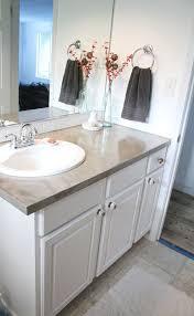 bathroom countertops ideas best 25 diy bathroom countertops ideas on painting