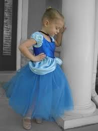 cinderella inspired princess tutu dress birthday photo