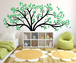 Nursery Wall Tree Decals Family Tree Wall Sticker Vinyl Home Decals Room Decor