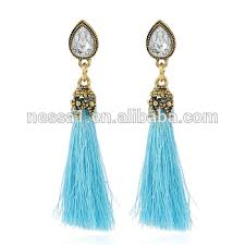 thread earrings fashion silk thread earrings price silk thread jewellery