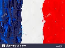 French Flag Pictures Abstract Painting Texture Bright Artistic Background Colors Of