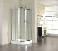dome suite is pipers popular space saving curved shower screen