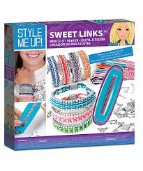 links style bracelet images Style me up sweet links bracelet set zulily jpg