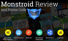 monstroid review and template monster discount youtube