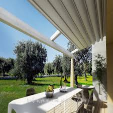 Motorized Pergola Cover by Pergola Awning System Pergola Awning System Suppliers And