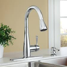 moen kitchen faucet with soap dispenser kitchen faucet with soap dispenser snaphaven