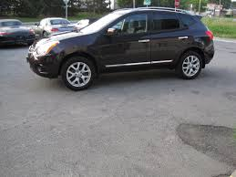used nissan rogue 2013 nissan rogue sv w sl package loaded leather xenons sunroof