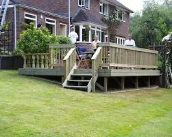 decking ideas for gardens extend your living space with decking q deck