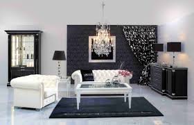 apartments modern black and white living room modern black and