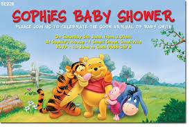 winnie the pooh baby shower invitations winnie the pooh baby shower invitations templates free