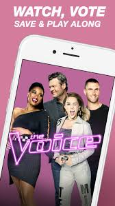 Iphone Apps For The Blind The Voice Official App On Nbc On The App Store