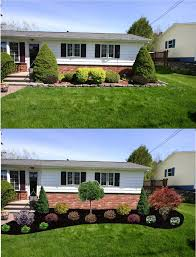 Backyard Corner Landscaping Ideas Best 25 Corner Flower Bed Ideas On Pinterest Landscaping Berm