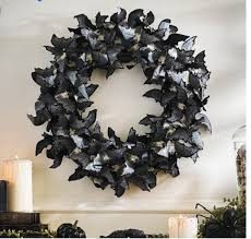 Halloween Eyeball Wreath by Grandin Road Macy S Nyc Nest Environments The Scare At Herald