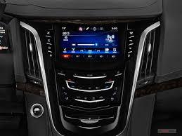 Custom Cadillac Escalade Interior 2018 Cadillac Escalade Interior U S News U0026 World Report