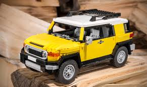 yellow toyota six of our favourite lego toyota models toyota