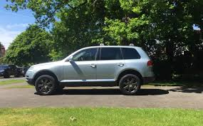 volkswagen touareg 2 5 tdi se 5dr kings motors car specialists