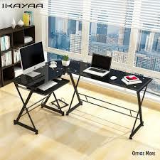 Glass Computer Desk Australia 100 L Shaped Desk Ikea Australia Bathroom Excellent High