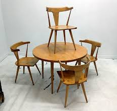 Mid Century Dining Table And Chairs Mid Century Dining Table Nobita