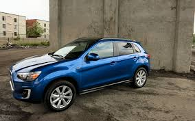 mitsubishi rvr 2013 2015 mitsubishi rvr good in a world of great the car guide