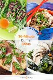 Dinner Ideas Pictures Minute Meals For Quick Healthy Dinner Ideas