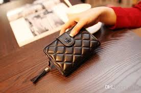 ladies leather wallet 2015 new fashion women leather purse ladies