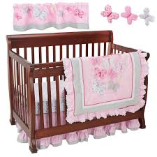 Blush Crib Bedding by Baby Bedding Sets Vintage Creative Ideas Of Baby Cribs
