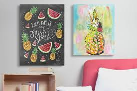 Pineapple Trend by Because Your Home Deserves A Treat Pineapple Art