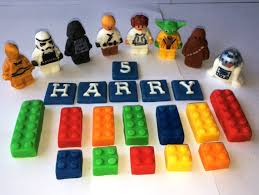 edible legos edible lego inspired wars cake topper