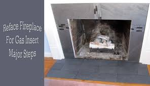 How To Reface A Fireplace by How To Reface A Fireplace For A Gas Insert Major Steps Youtube