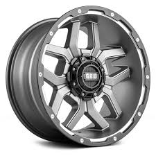 Off Road Wheel And Tire Packages Grid Off Road Gd7 Wheels Gloss Graphite With Black Lip Rims