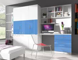 Bedroom Wall Unit With Desk Wall Unit Alta 3 Home Office Furniture Wardrobe Desk Book Unit