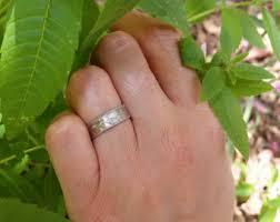 Wedding Ring Hand by Leaf Wedding Ring Etsy